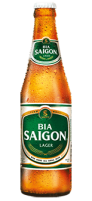 SAIGON LAGER CHAI LỚN